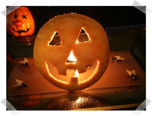 Biscotti Lanterna di Halloween