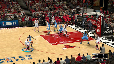 Download NBA 2K13 United Center Court Patch