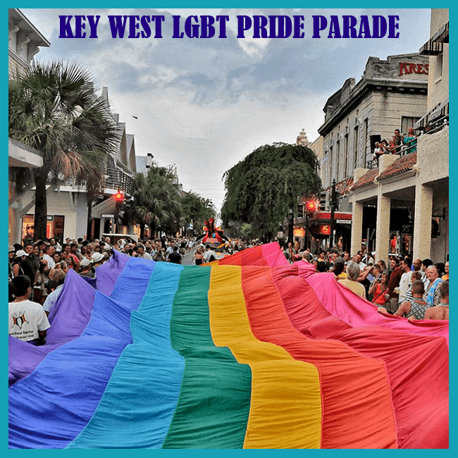Gay Pride in Key West