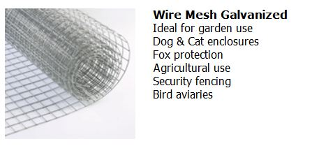 Blueridgepetcenter coop security hardware cloth vs chicken wire galvanized steel wire mesh hardware cloth keyboard keysfo Image collections