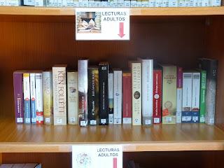 Lecturas adultos I  (curso 2012/13)