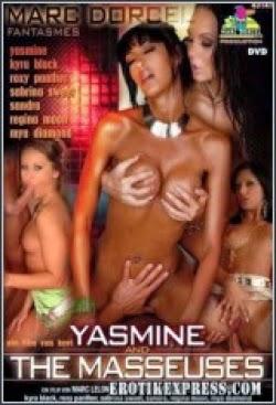 Yasmine y la Masajista Español