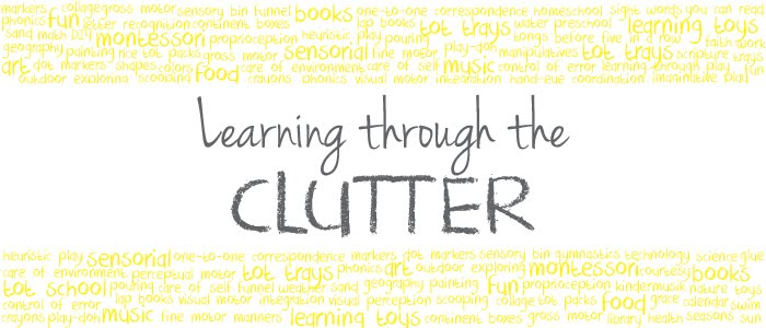 Learning through the Clutter