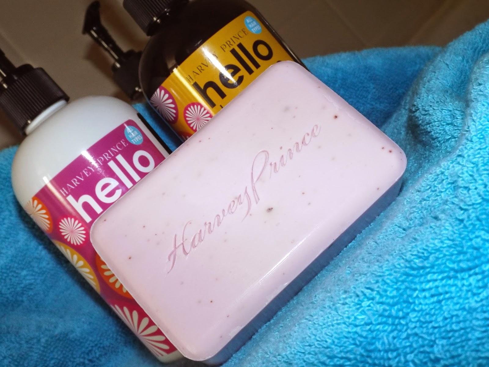 Harvey Prince Shampoo & Conditioner