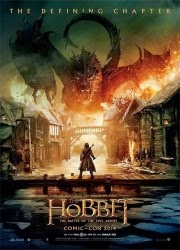 El Hobbit 3: La batalla de los cinco ejércitos (he Battle of the Five Armies) 2014 español Online latino Gratis