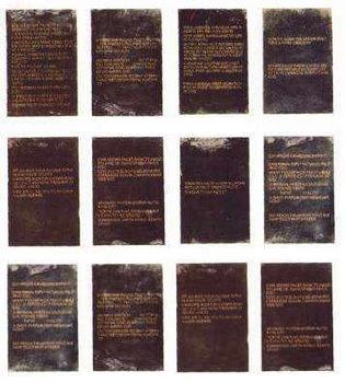 Ius romanorum ley de las xii tablas - Le 12 tavole romane ...
