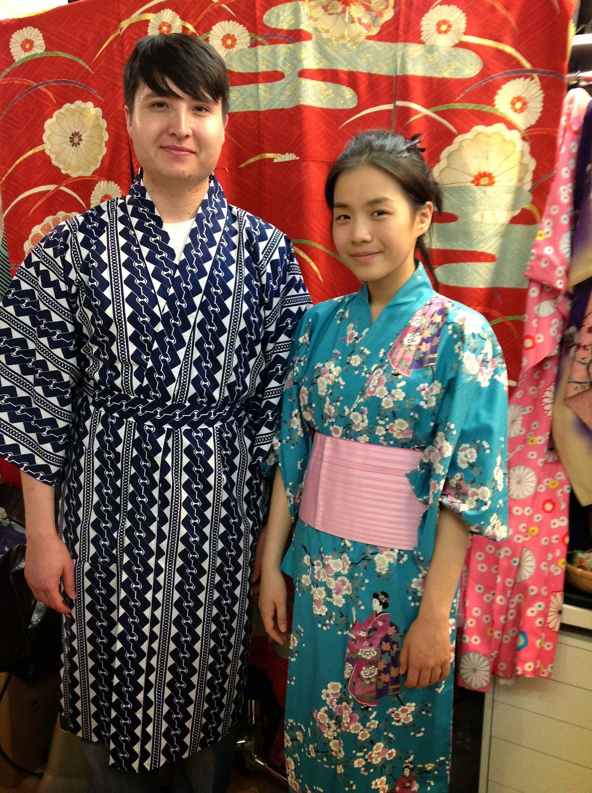 kimono robe new york city