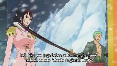 1 One Piece Episode 612   613 [ Subtitle Indonesia ]