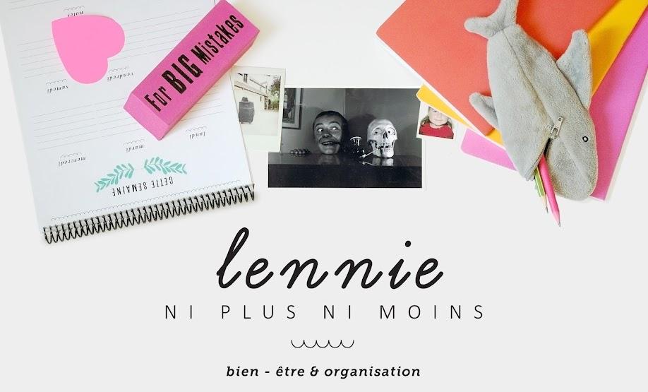 Lennie - Ni Plus Ni Moins