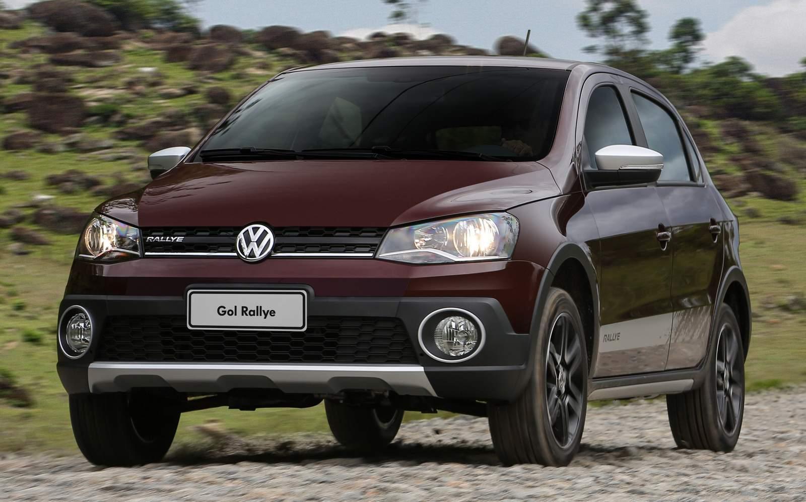 Novo Volkswagen Gol G6 2015 - Rallye
