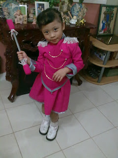 my little majorette
