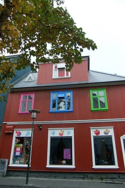 города исландии