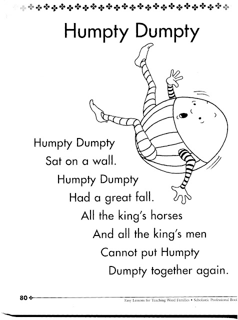 Rhyme together with B D E Dd A A D A D Sequencing Nursery Rhymes Rhyming Words also Original furthermore Effcfa D A C C D Db moreover Original. on nursery rhyme worksheets for kindergarten