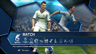 Free Download PES 2013 PC Full Version
