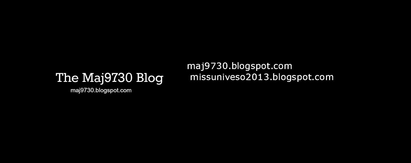 The Maj9730Blog - Chismes de Hollywood en español
