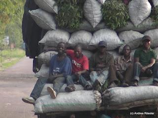 Reisen Afrika Demokratische Republik Kongo Kinshasa
