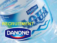 Lowongan Kerja 2013 Danone AQUA Desember 2012 untuk Tingkat S1 Hingga S3