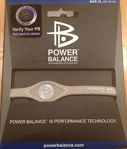 Power Balance Bracelet Xl6