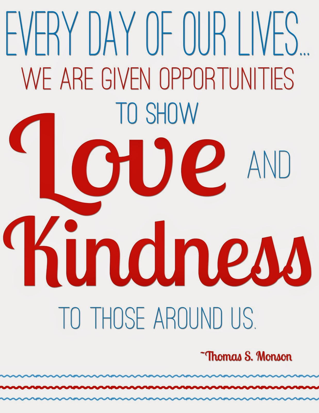 Quote About Kindness This Lds Mom September 2014