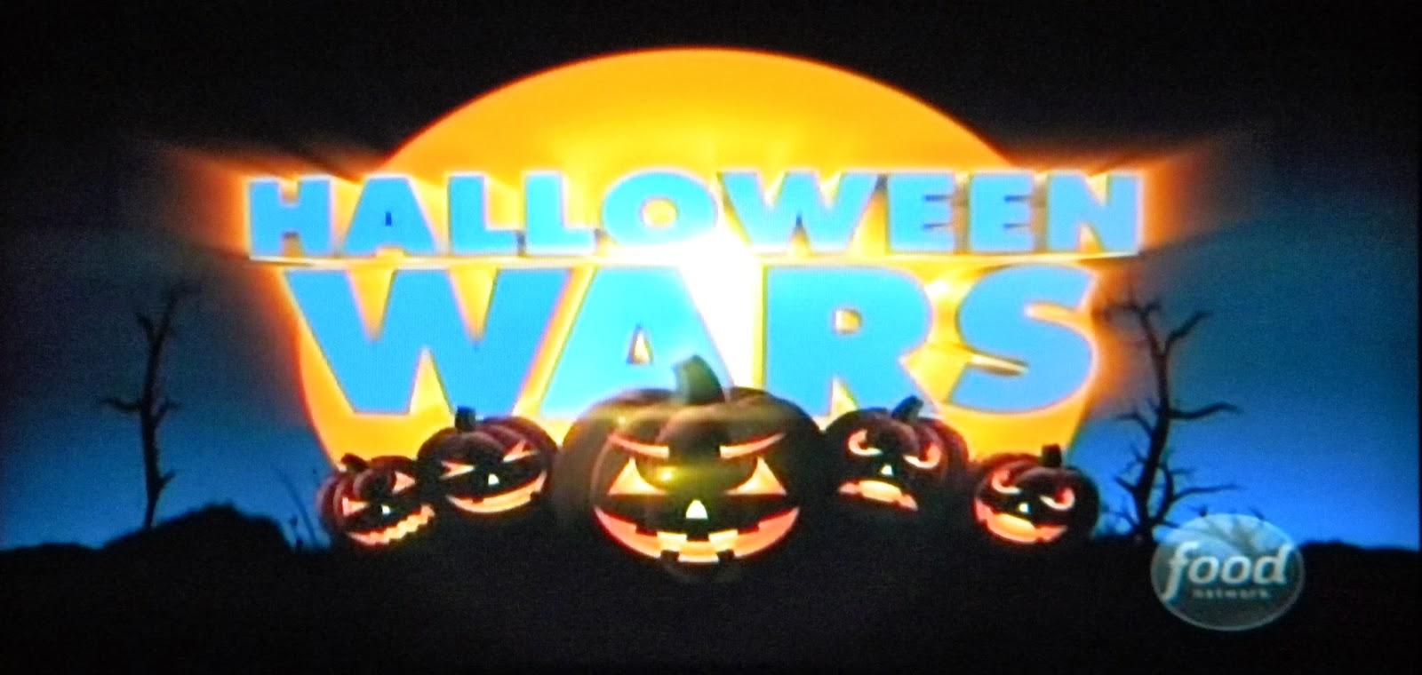 introverted wife: halloween wars - week 2