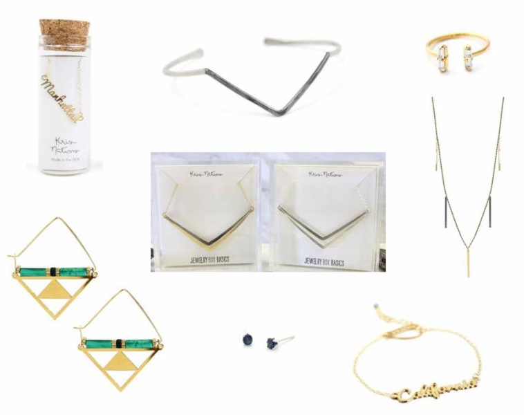 Kris Nations Jewelry Collection