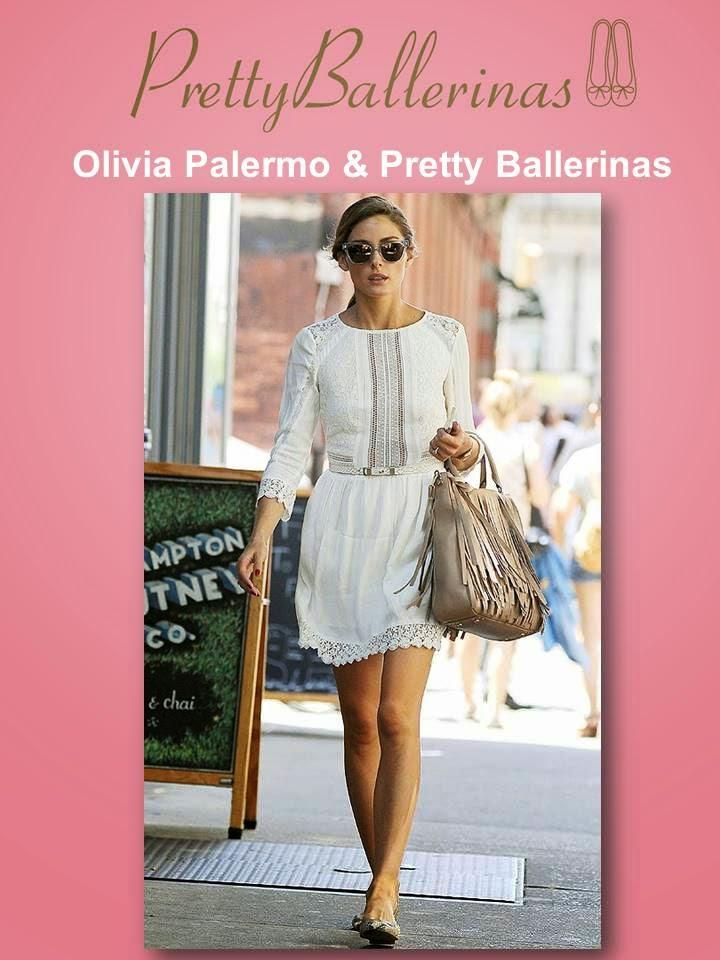 Pretty Ballerinas, Olivia Palermo, Blog de Moda