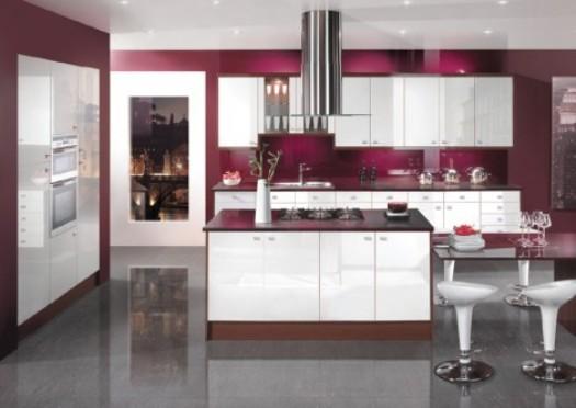 Kitchen Set Minimalis Modern Murah Desain Gambar Furniture Rumah
