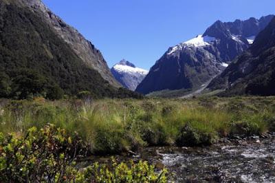 Fiordland, Selandia Baru