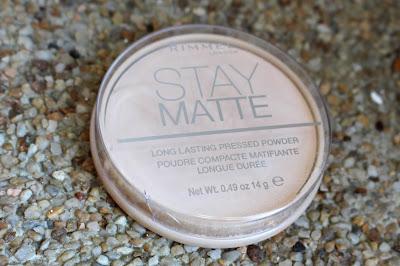 Stay Matte Rimmel