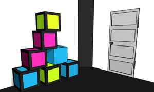 Ninjamotion Cube