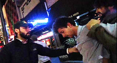 celebrity gossip-Pummeled to The Ground On Vancouver Sidewalk Shia LaBeouf  (VIDEO)