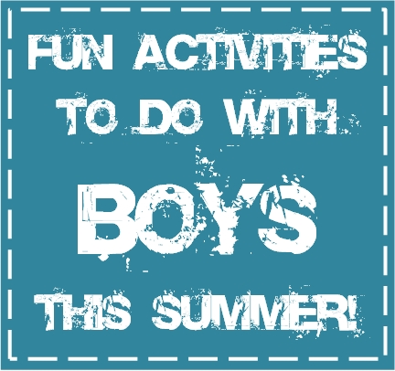chelsea at home fun things to do with boys this summer. Black Bedroom Furniture Sets. Home Design Ideas