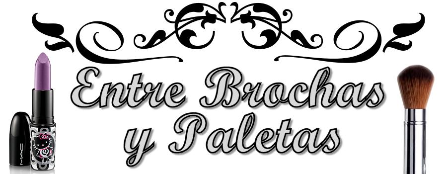 ENTRE BROCHAS Y PALETAS