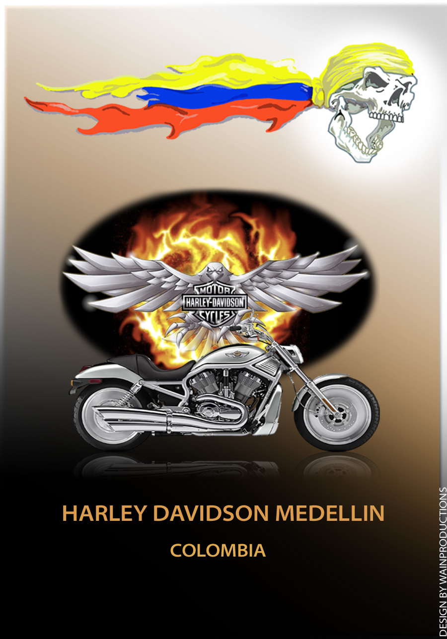 Wp Publicity Harley D Poster