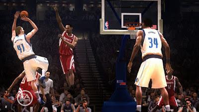NBA Live 08 PC Game Free Download