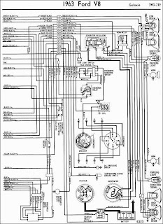 Wiring Schematic Diagram: 1963 Ford Galaxie Lighting System on interior of a 67 galaxie,