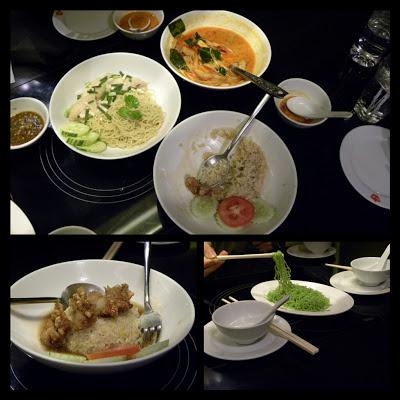 Piatti di cucina thailandese