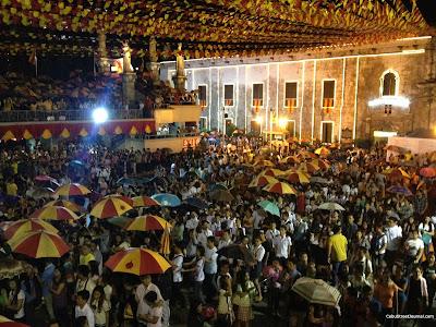 Sinulog 2015 - Bascilica del Santo Niño - CebuStreetJournal.com