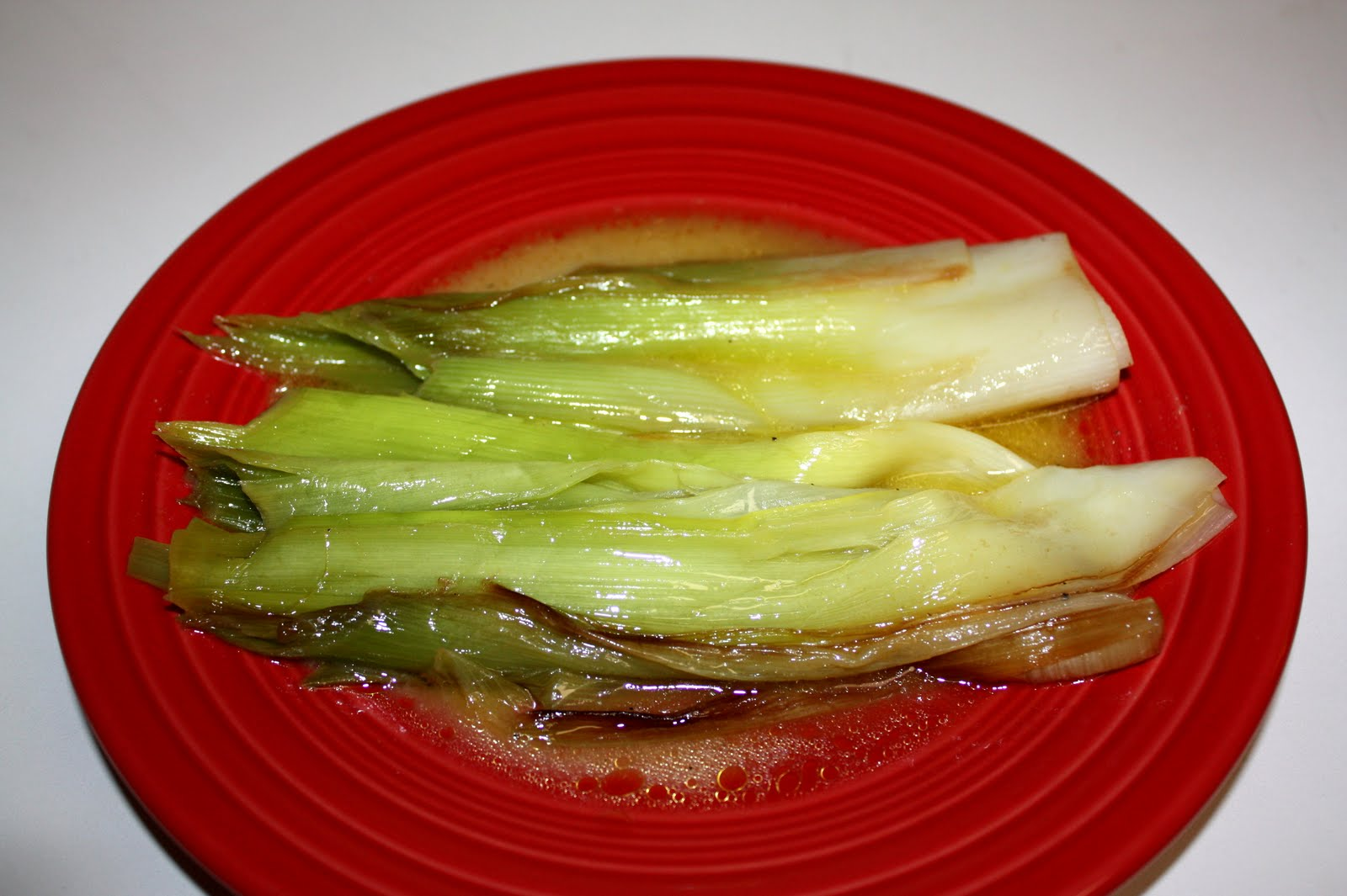 Braised Leeks Recipes — Dishmaps
