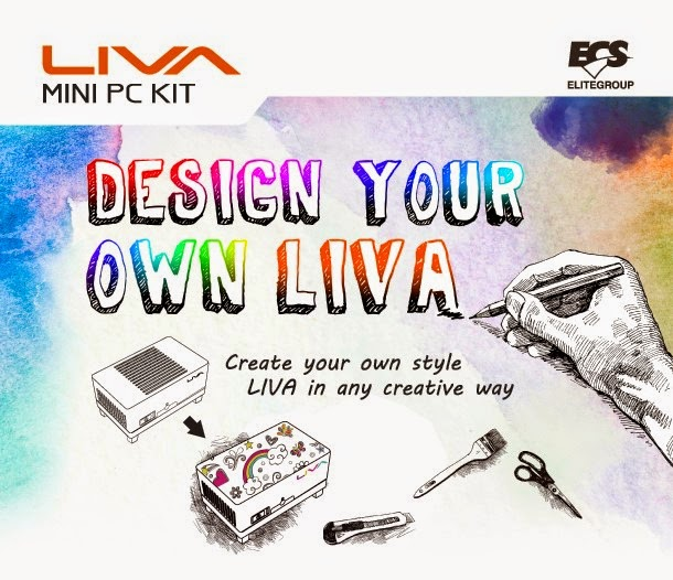 Design your own ECS LIVA