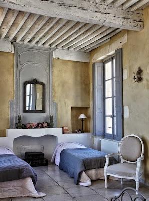 Modern french style interiors/lulu klein