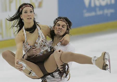 10 Embarrassing Moments in Ice Skating