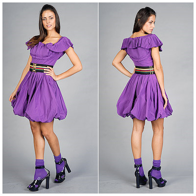 Dress  Christmas Party on Twilight Purple Party Dresses Design Ideas   Wedding Dressees And