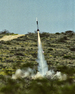 THE DRYDEN AEROSPIKE ROCKET TEST