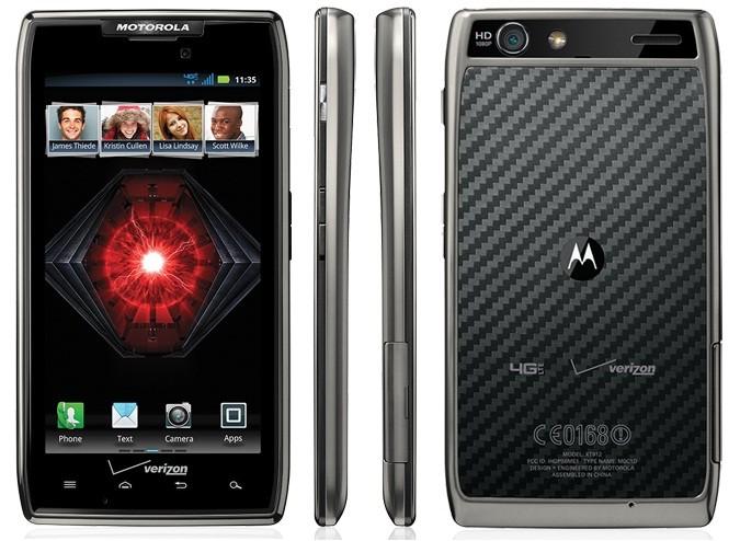 Harga dan Spesifikasi Lengkap Motorola RAZR MAXX