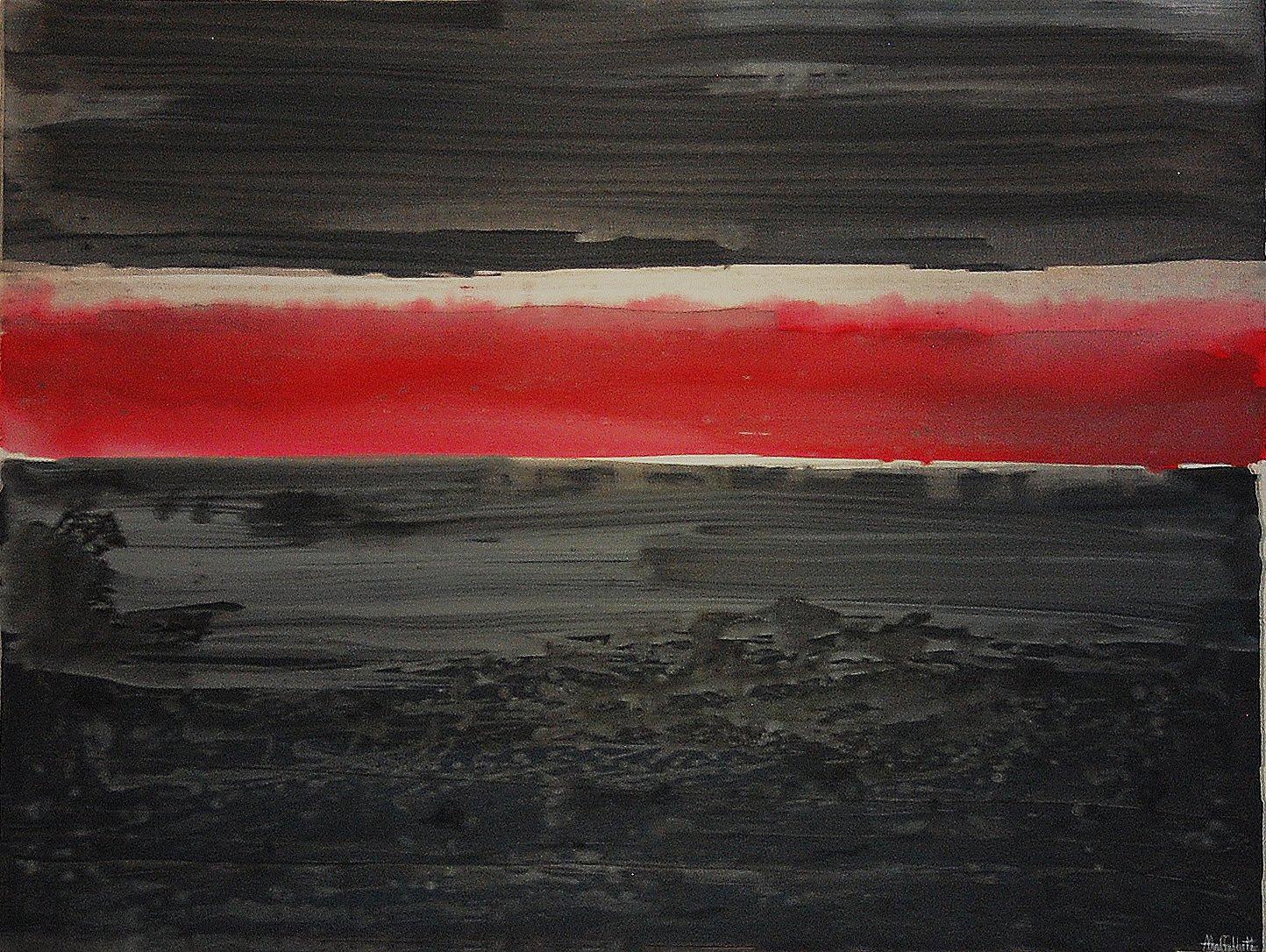 167. Untitled. 91x121cm