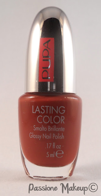 Pupa smalto Lasting Color n.618 Afro Terracotta