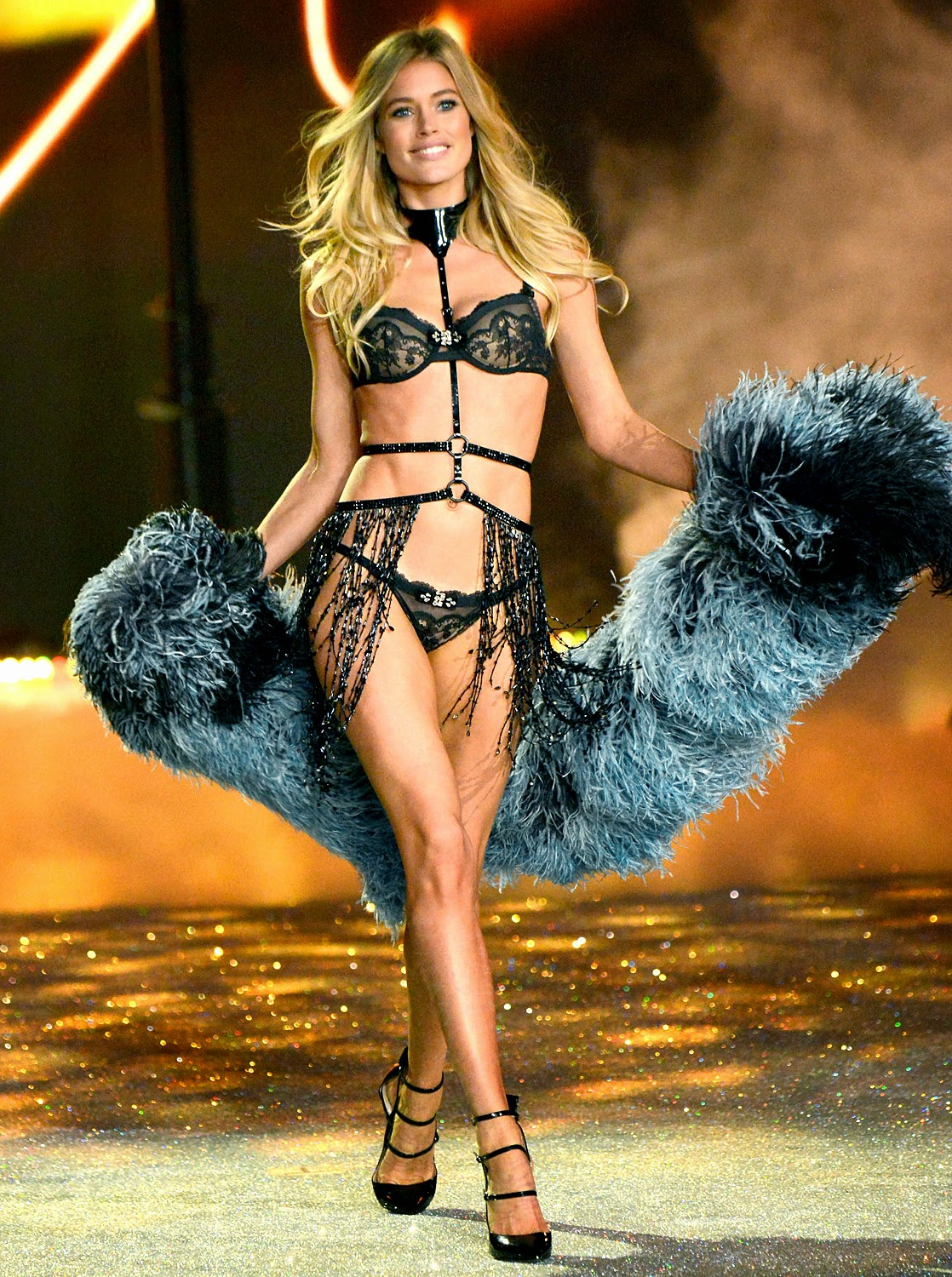 Doutzen Kroes Angel de Victoria´s Secret Europeo