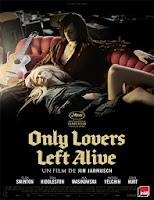 Solo los amantes sobreviven (2013) online y gratis