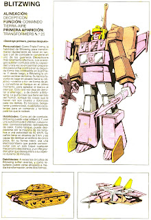 Blitzwing (ficha transformers)